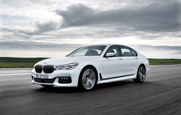 Picture BMW, BMW, Sport, 750Li, xDrive, 2015, G12