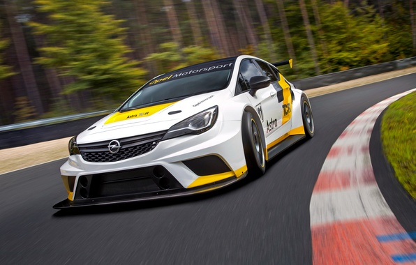 Picture Opel, Astra, Opel, Astra, TCR International Series
