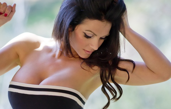 denise milani busty - photo #32