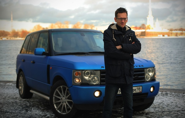 Picture look, male, Range Rover, Pintoresca, Pontorezka, Constantine Zarutskiy, AcademeG