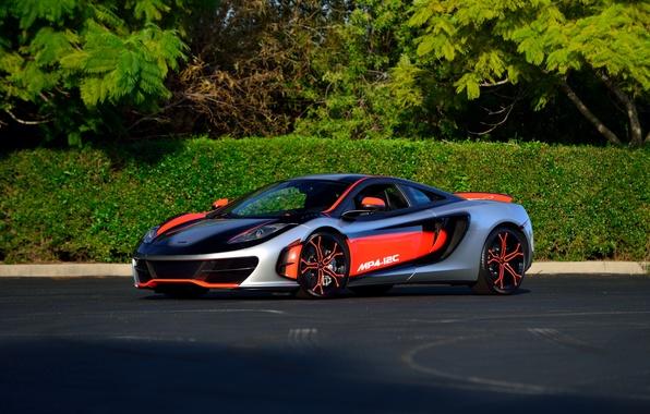 Picture McLaren, supercar, MP4, McLaren, MSO
