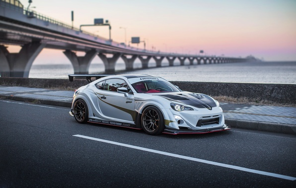Picture car, tuning, Toyota, rechange, brz, toyota gt86, frs