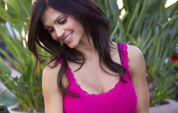 Picture chest, girl, Tits, denise milani