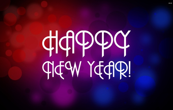 Picture Happy New Year, Christmas, New Year, December, Merry Christmas, Holiday, 2015