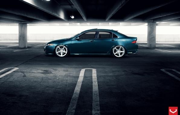 Picture Auto, Machine, Auto, side, Acura, Vossen, Wheels