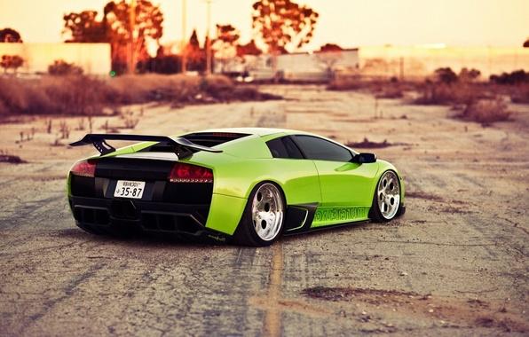 Picture cars, auto, Lamborghini murcielago, wallpapers auto, Wallpaper HD