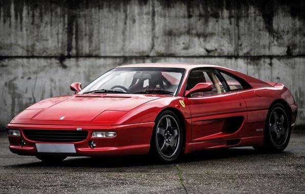 Picture Ferrari, Ferrari, 1995, F355