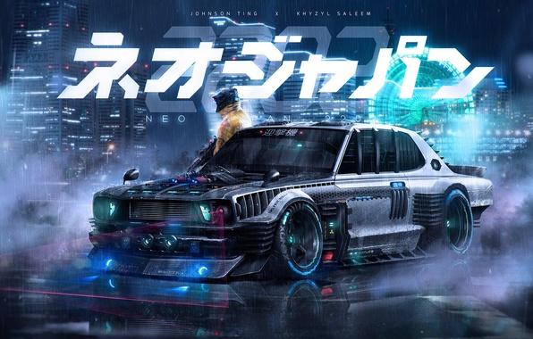 Picture Auto, Machine, Car, Johnson Ting, Khyzyl Saleem