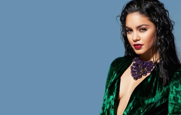 Picture photoshoot, Vanessa Hudgens, Harper's Bazaar, Arabic edition