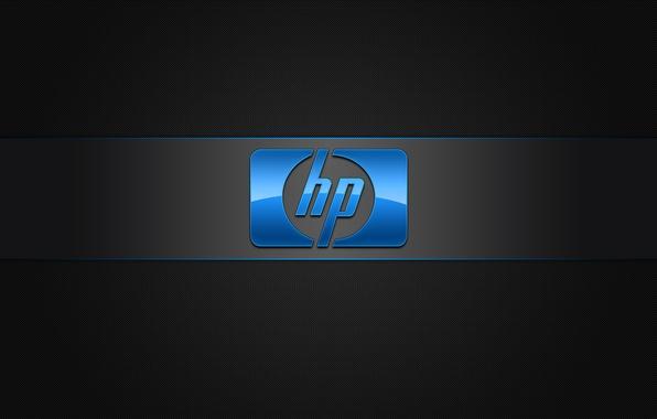 Picture Wallpaper, logo, office, emblem, Hewlett-Packard, copiers