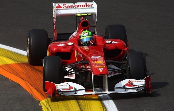 Picture track, formula 1, pilot, Ferrari, Spain, formula 1, racer, 2011, formula one, Felipe Massa, felipe …