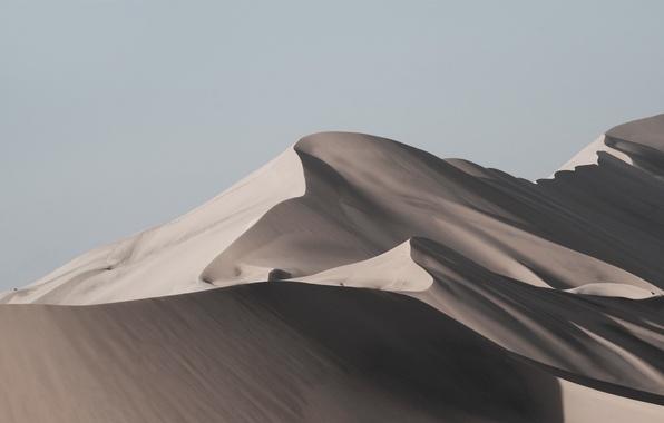 Picture sand, mountains, desert, windows 10