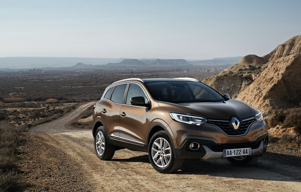 Picture Renault, Reno, 2015, Kadjar, the Kadjar