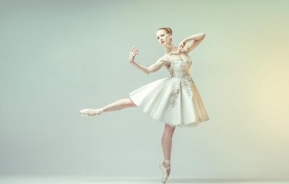 Picture ballerina, Argentina, Buenos Aires, Larisa Hominal
