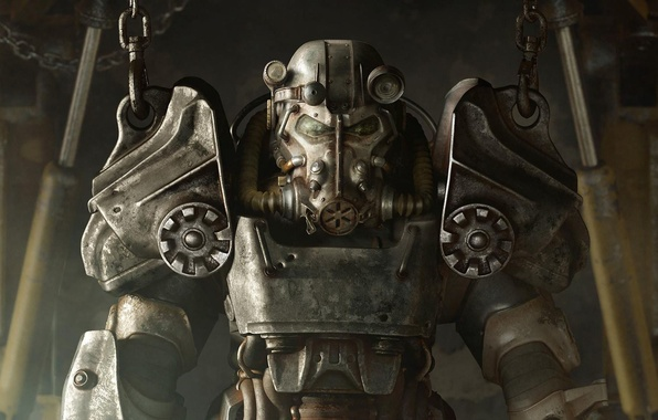 Picture Look, Armor, Art, Bethesda Softworks, Bethesda, Equipment, Bethesda Game Studios, Fallout 4, The Art of …