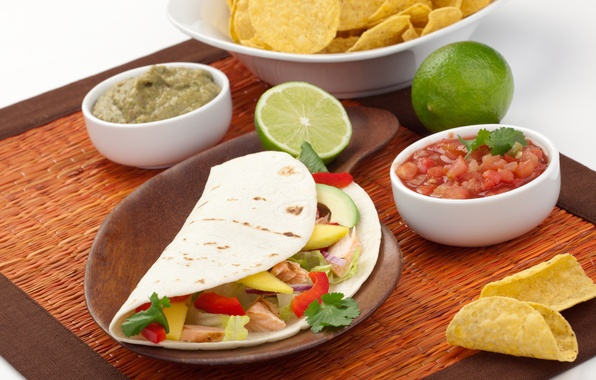 Picture filling, snack, appetizer, pita, Mexican food, sandwich filling, Mexican food