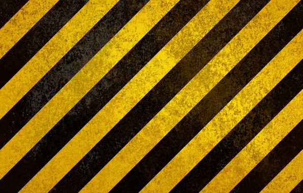 Picture strip, yellow, black, strokes