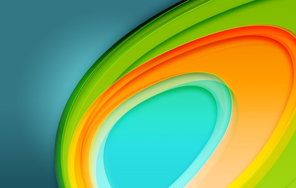 Picture background, round, wallpaper, circumference, abstraction