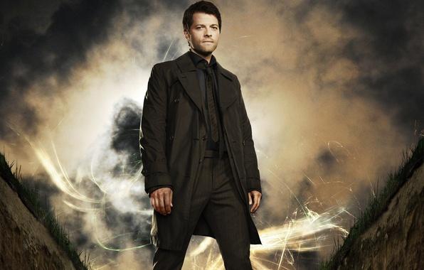 Picture Angel, Supernatural, Supernatural, Castiel, Misha Collins, Misha Collins, Cass, the messenger and the servant of …