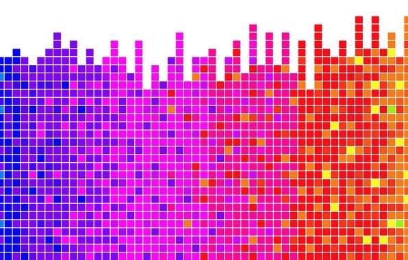 Picture range, visualization, Rhythm