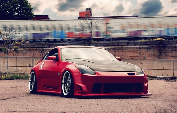 Picture tuning, Nissan, nissan 350z