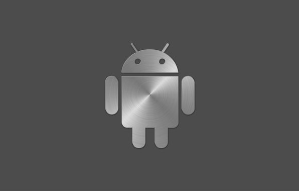 Picture steel, icon, robot, logo, Android, android, google