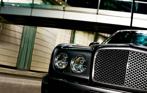 Picture lights, Bentley, Arnage, Bentley