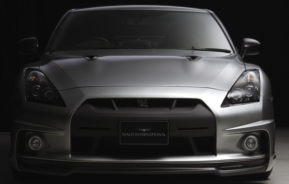 Picture Nissan, Machine, Nissan, GT-R, Cars, R35, Cars