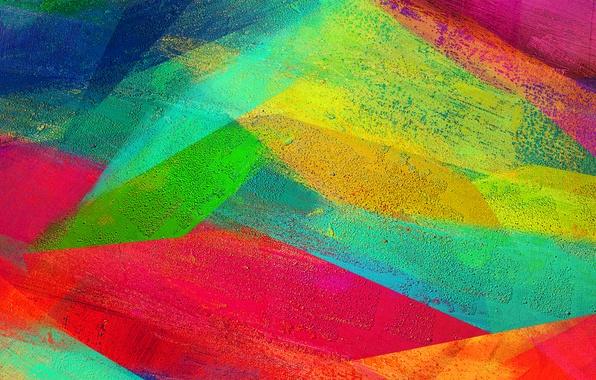 Picture paint, stone, color, texture, spot