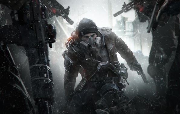 Picture Fog, Smoke, Light, Apocalypse, Weapons, DLC, The situation, Equipment, Ubisoft Entertainment, Survival, The Division, Survival, …