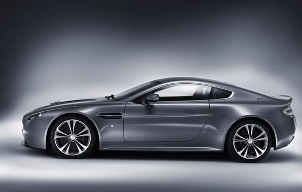 Picture Aston Martin, Vantage, Machine, V12