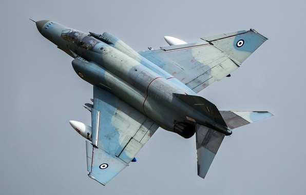 Picture weapons, army, the plane, F-4 Phantom