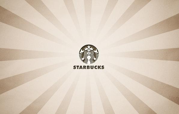 Picture coffee, emblem, logo, coffee, Starbucks