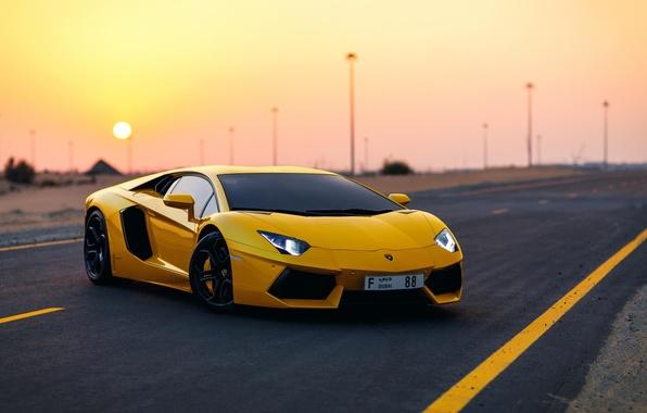 Picture car, Lamborghini, sport, Aventador, Aventador