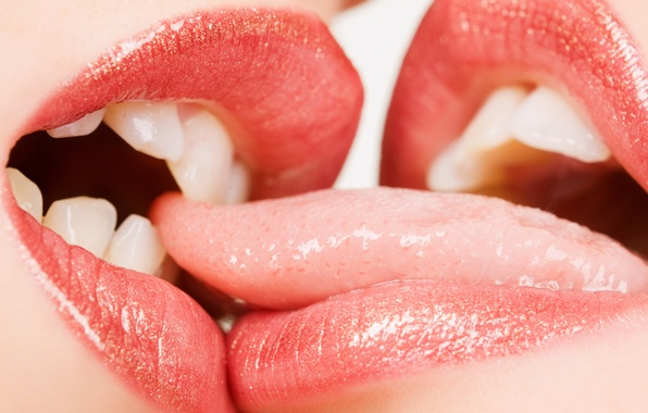 Picture language, mouth, lips
