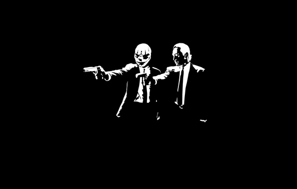 Picture Art, Payday 2, Payday, PAYDAY, Mask