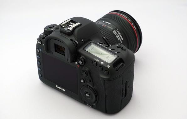 Picture camera, Canon, EOS 5D Mark IV