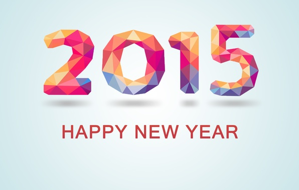 Picture background, holiday, new year, happy new year, 2015