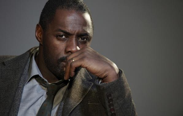 Picture look, black, hand, male, actor, producer, Negro, African, Idris Elba, Idris Elba