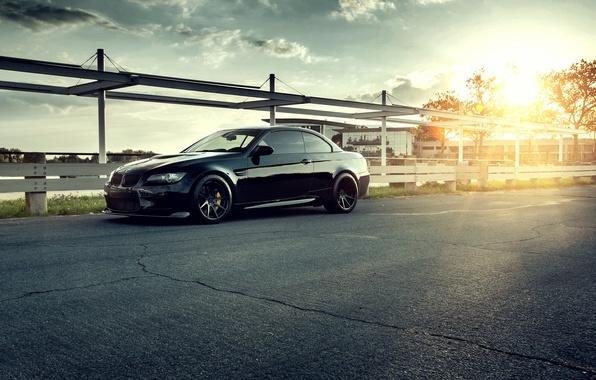 Picture BMW, black, E93, Ronaldo Stewart