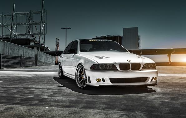 Beau Photo Wallpaper Tuning, Sedan, 5 Series, Car, BMW, E39, Car