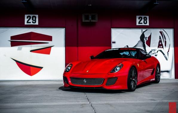 Picture Ferrari, supercar, Ferrari, GTB, 599