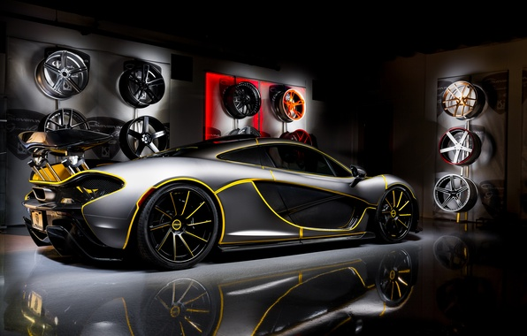 Picture drives, hq Wallpapers, mclaren p1, hypercar