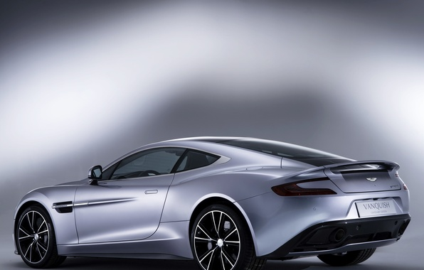 Picture car, Aston Martin, supercar, wallpapers, Vanquish, Centenary Edition