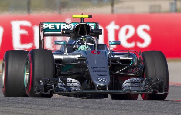 Picture mercedes, Formula 1, Rosberg, Champ