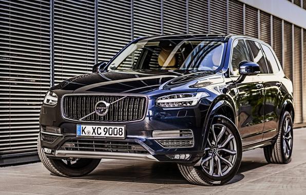 Picture Volvo, XC90, Volvo, 2015, Momentum