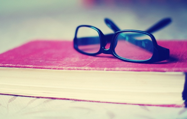Picture background, pink, mood, glasses, beautiful, book, bright, full screen, HD wallpapers, Wallpaper for desktop, socket