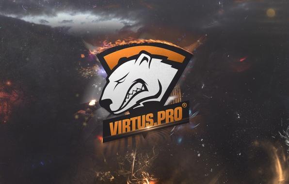 Picture wallpaper, logo, dota 2, virtus.pro, virtus pro