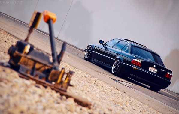 Picture Boomer, seven, e38, bumer, bmw 740, Dylan Leff