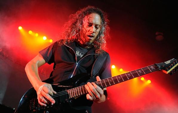 Picture music, scene, music, concert, guitarist, Rock, electric guitar, Rock, Metallica, composer, thrash metal, thrash metal, …